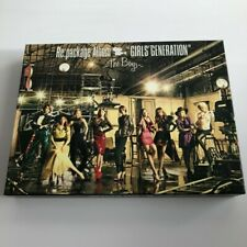 SNSD GIRL'S GENERATION Re:package Album The Boys Limited Edition CD+DVD