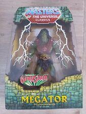 Masters of The Universe Classics MOTUC Megator MIB T5811
