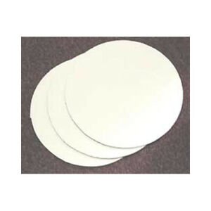 White-Top Circle Cake Boards