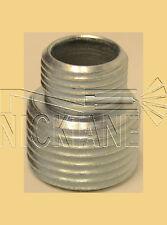 """NICKTANE 1 Micron Diesel Filter Remote Mount Converter~3/4""""-16 X 1""""-12~RAM NEW"""