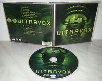 CD ULTRAVOX - BEST OF - 14 TRACKS - AUSTRIA PRESS