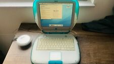 """Apple Ibook g3 Clamshell 12"""" Blueberry m2453 300mhz 1999 * Collectors * yoyo *"""