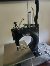 "Tippman ""The Boss"" manual leather sewing machine with bench and accessories"