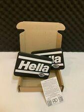 RARE Hella Style USA Headlight Covers BMW Taifun VW Scirocco  grill e30 golf mk2