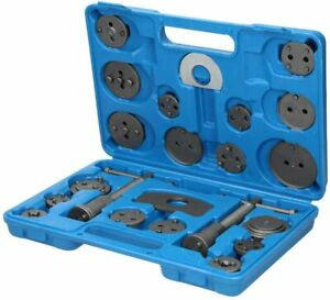 Universal 22pc Disc Brake Caliper Piston Rewind Auto Wind Back Car Tool Kit Set