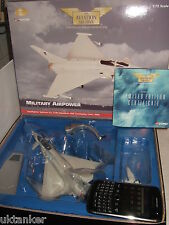 Corgi Aviation AA36401 Eurofighter Typhoon F2, 17R Sqn, RAF Coningsby 1:72 Scale
