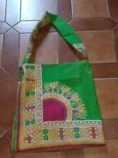 sac à main en tissu africain