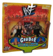 WWF Grudge Match Vader vs Mark Henry Wrestling WWE Figure Set