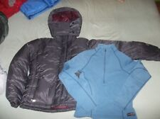 Outdoor Research MegaPlume Baffled Pertex Down Parka Coat REI Fleece Jacket $359