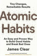 Atomic Habits by James Clear NEW