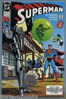 Superman #46 1990 Jade & Obsidian Appearance Jerry Ordway Janke Jergens DC D