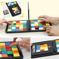 Magic Cube Brettspiel 3D Puzzle Race Education Toy Eltern-Kind-Spielzeug Neu
