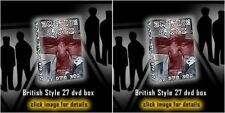27 DVD BOX BRITISH STYLE | ENGLAND | CASUALS | FIRMS | UK SCENE |