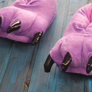 Slippers Kigurumi Pajamas Unisex Cos Animal Shoes Paw Claw Shoe Birthday gift