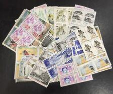 Lot de faciale 100 timbres à 8 Francs pour Affranchissement