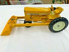 Vintage Ertl International 544 ConstuctionTractor and End Loader 1:16