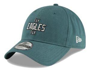 Fly Eagles Fly Philadelphia Eagles New Era Super Bowl LII Champions 9TWENTY Hat