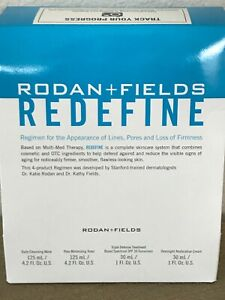 Rodan and + Fields REDEFINE Regimen for Lines, Pores, Loss of Firmness BRAND NEW