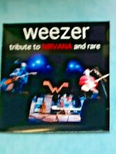 weezer-tribute to nirvana and rare live-2001 japan indie -rare disc
