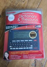 Franklin Advanced Dictionary and Thesaurus With Spell Correction Model MWD-1500