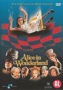 Alice In Wonderland    New dvd  in seal.