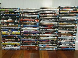 DVD BULK RANGE - CHEAP AND VERY GOOD CONDITION