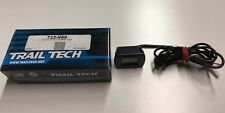 Trail Tech TTO Volt Meter Digital Gauge Black Voltage Front Button 742-V00