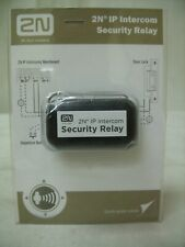 2N by Axis Communications 01386-001 Security System Ip Intercom Security Relay