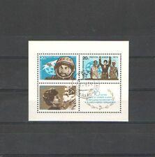 A302 - RUSSIA - 1973 -  BLOCCO FOGLIETTO  N°84 USATO