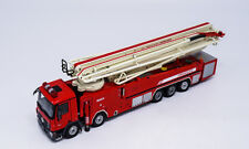 1/50 Scale Sany 62M Water Tower Fire Truck Metal Diecast Model