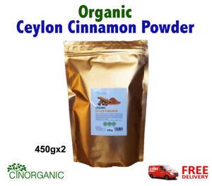 "Organic Ceylon Cinnamon Cinnamomum Verum ""True"" Cinnamon Powder 1kg"