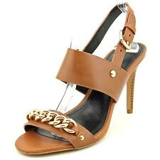Coach Raquella Women US 7 Brown Heels NWOB  1621