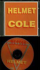 Helmet Cole Live Ann Arbor 1991 CD RARE!