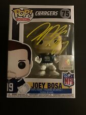 Joey Bosa Signed Los Angeles Chargers Funko Pop PSA/DNA