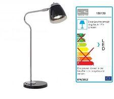 Designer Tischleuchte Neo LK Nordlux schwarz LED Tischlampe Schreibtischlampe