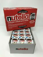 Nutella 15g Spread - 10 Single Individual Portions -SAME DAY DISPATCH