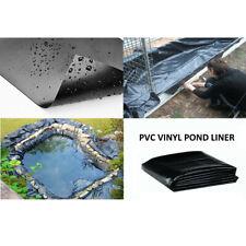 20X15Ft Outdoor Fish Pond Liner Membrane Garden Landscaping Supplies Equipment