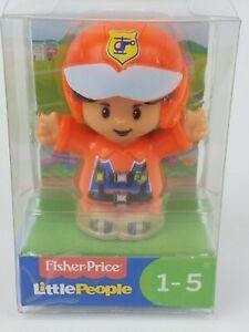 Fisher Price Little People Pilot Louis figure