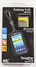 11063P-C89 Dri Cat Samsung Galaxy S3/S4 Dri_Cat Hang iT Waterproof Case,Yellow