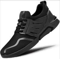 Men's Breathable Sports Running Training Walking Casual Shoes Athletic Sneakers