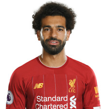 Win A LIVERPOOL Mohamed Salah (11) Signed Shirt