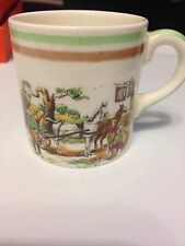 Portland Pottery Regal Works Cobridge England Childs Cup