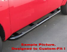 3'' black side step bars #31588 for 03-11 Honda Element (Excl Sc Model) New