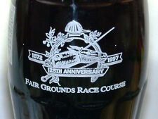 125th Fair Ground Race Course 97 Horse Racing Coca-Cola Coke Bottle