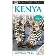 DK Eyewitness Travel Guide: Kenya-ExLibrary