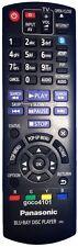 ORIGINAL PANASONIC N2QAYB000726 REMOTE CONTROL DMPBDT220GN, DMP-BDT220GN GENUINE