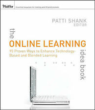 The Online Learning Idea Book: 95 Proven Ways to Enhance-ExLibrary