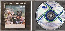 ENRICO RUGGERI  CD LA PAROLA AI TESTIMONI Made in FRANCE 1988 stampa FRANCESE