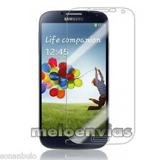 2 x Film plástico lámina protector pantalla Samsung Galaxy S4 SIV S 4 IV i9500