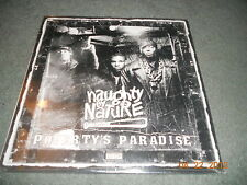 Naughty By Nature - Poverty's Paradise LP sealed vinyl NEW RARE